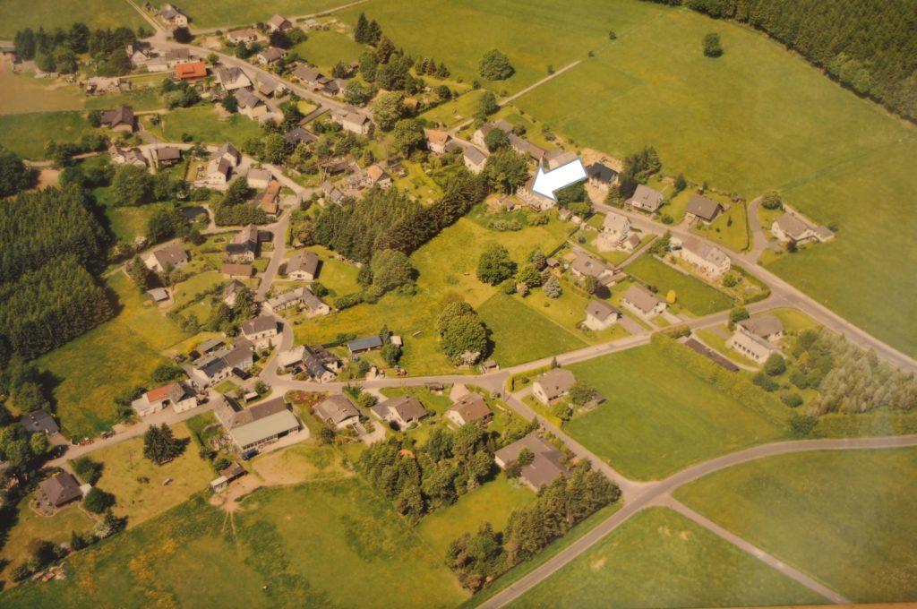 Luchtfoto Benenberg