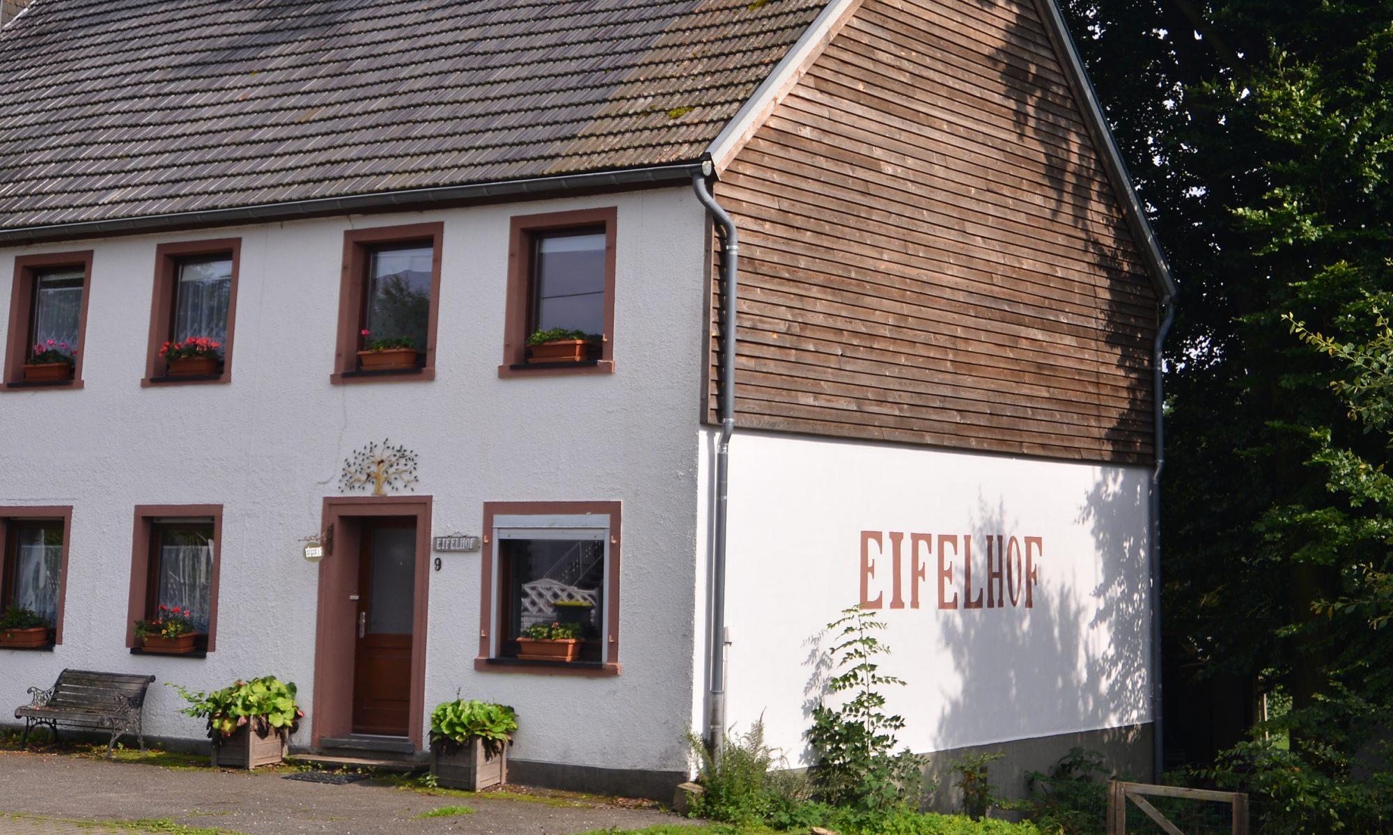 Vakantiehuis Eifelhof