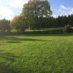 Voetbalveld 30 meter van het vakantiehuis Eifelhof